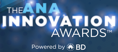 the ana innovation awards logo